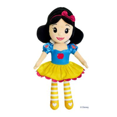 Bambola in tessuto Biancaneve Dolci Melodie