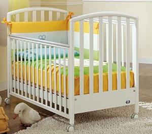 Lettino pali ciak dotato di un comfort e una sicurezza - Sponda letto bimbo store ...